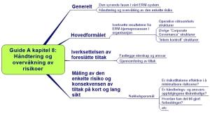 Guide A kapitel 8. Håndtering og overvåkning av risikoer (2)